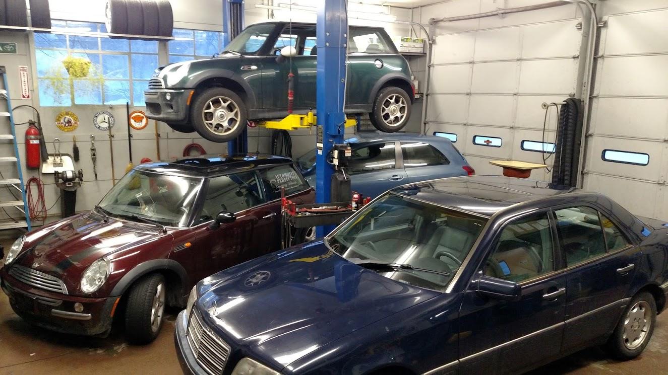 Import & European Auto Repair Shop: Jackson, Spring Arbor ...